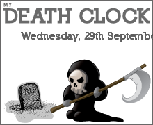 Death Clock.org Death Test