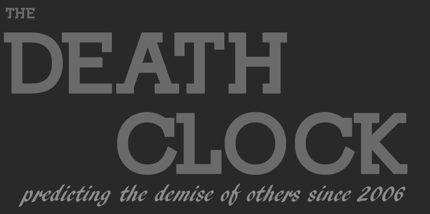 Death Clock logo